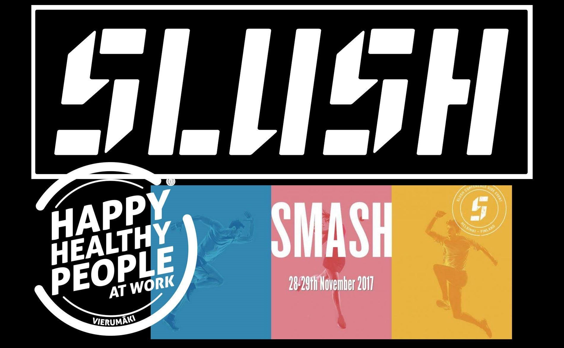 Happy Healthy People goes Slush and Smash!